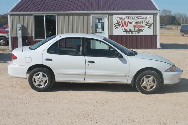 2000 Chevrolet Cavalier Sedan FWD