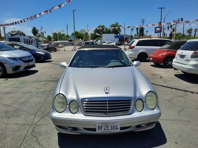 2003 Mercedes-Benz CLK-Class CLK 320 Cabriolet