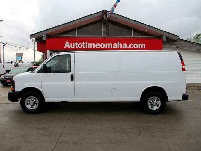 2012 Chevrolet Express Cargo 3500 Extended RWD