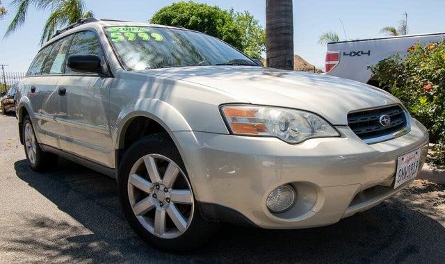 2007 Subaru Outback 2.5i Basic Wagon AWD