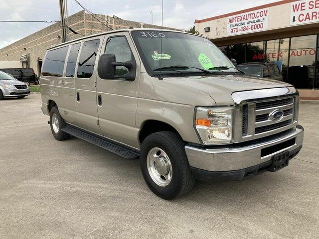 2012 Ford E-Series E-150 XLT Passenger Van