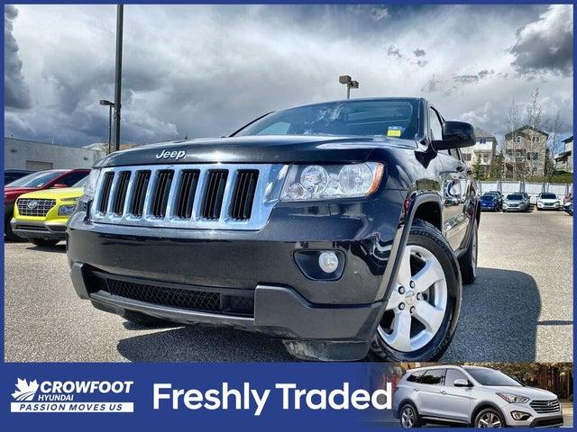2013 Jeep Grand Cherokee Laredo E 4WD