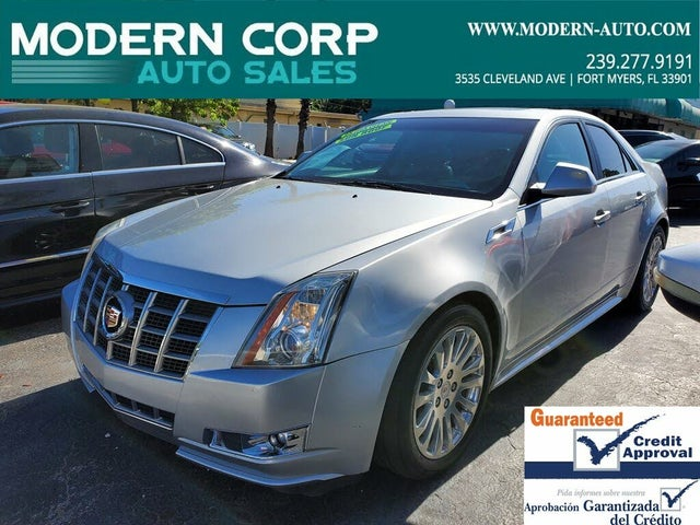 2012 Cadillac CTS 3.6L Performance RWD