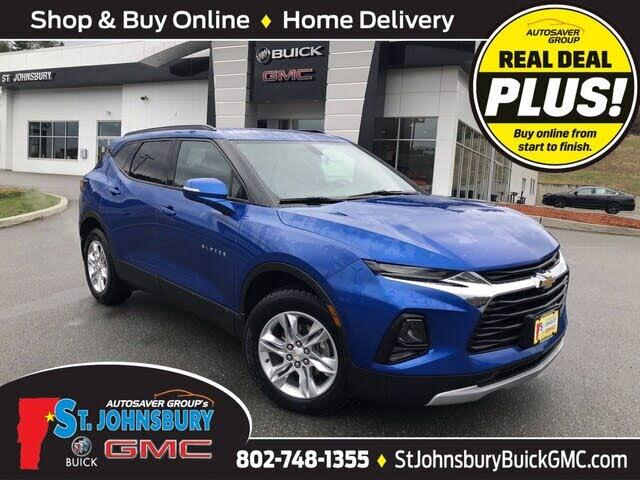 2019 Chevrolet Blazer 2LT AWD
