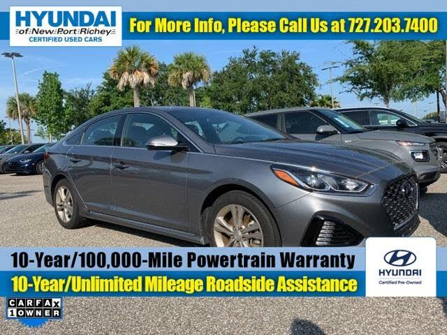2018 Hyundai Sonata 2018.5 Sport+ FWD