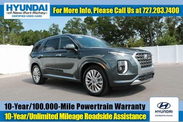 2020 Hyundai Palisade Limited FWD