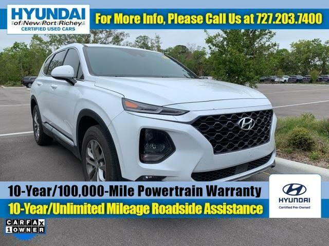 2020 Hyundai Santa Fe 2.4L SEL FWD