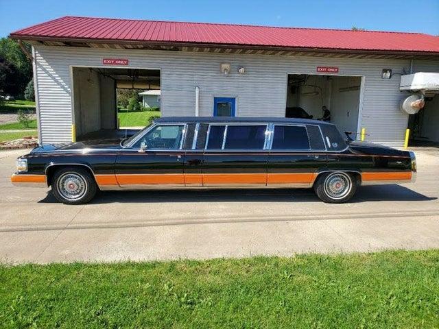 1991 Cadillac Brougham RWD