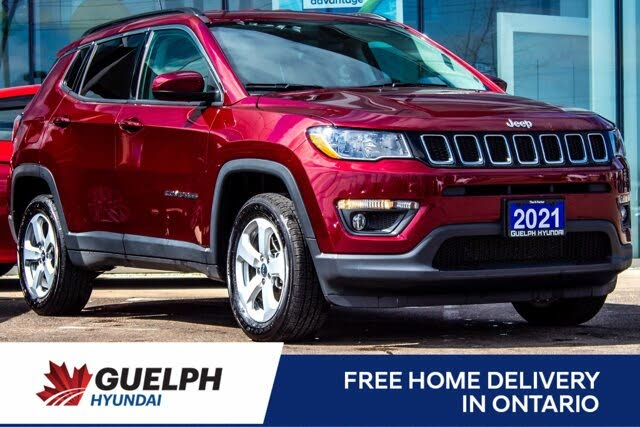 2021 Jeep Compass North 4WD
