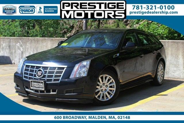 2013 Cadillac CTS Sport Wagon 3.0L Luxury AWD