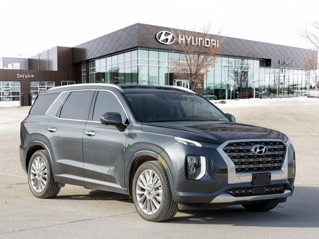 2020 Hyundai Palisade Ultimate AWD