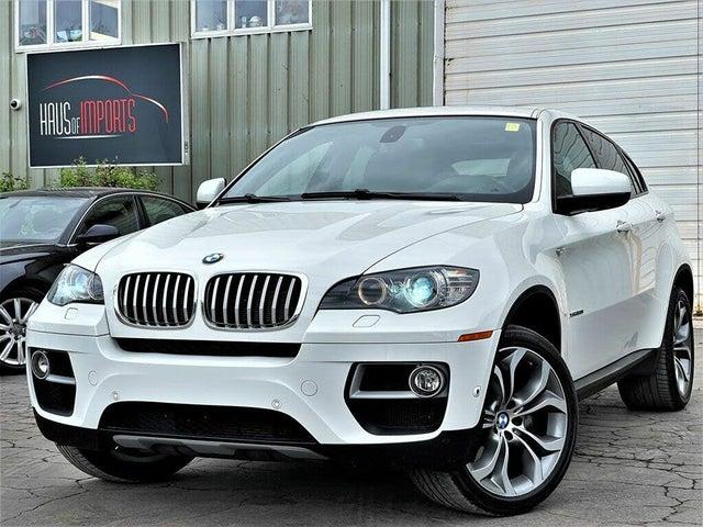 2013 BMW X6 xDrive50i AWD