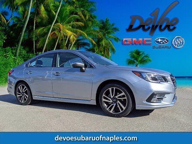 2018 Subaru Legacy 2.5i Sport