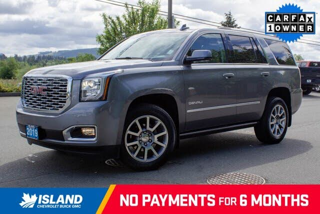2019 GMC Yukon Denali 4WD