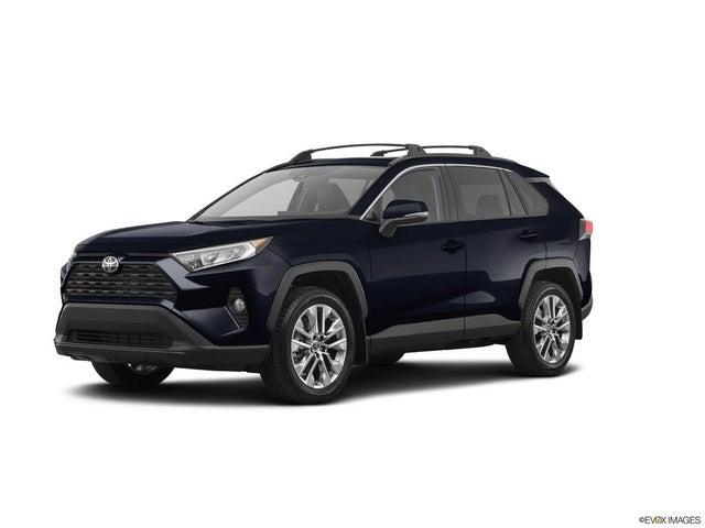 2019 Toyota RAV4 XLE Premium FWD
