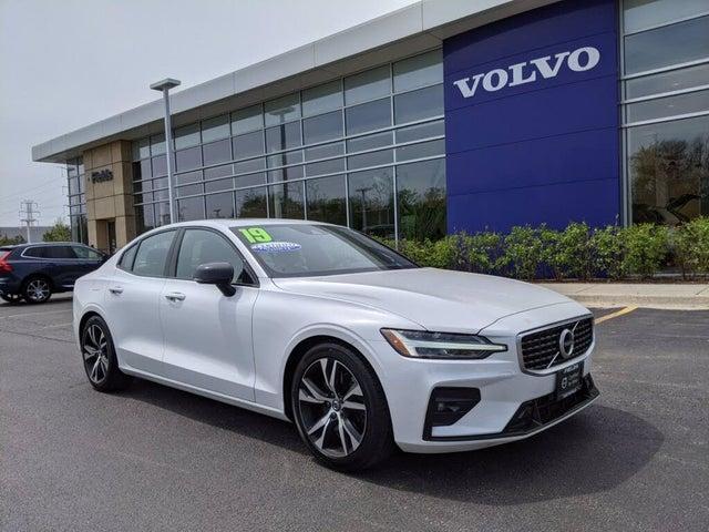 2019 Volvo S60 T6 R-Design AWD