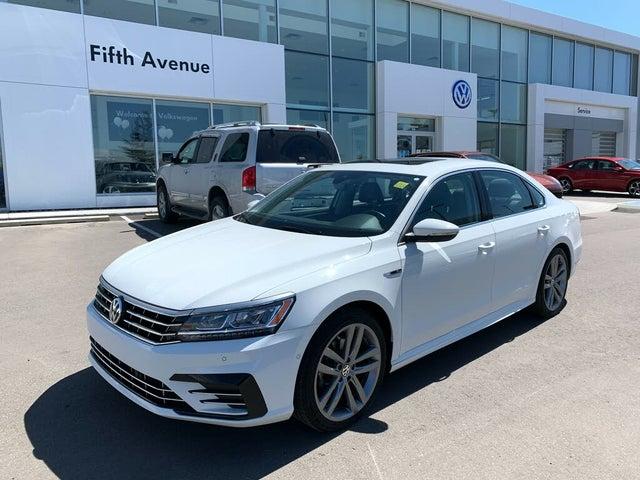 2018 Volkswagen Passat 2.0T Highline FWD
