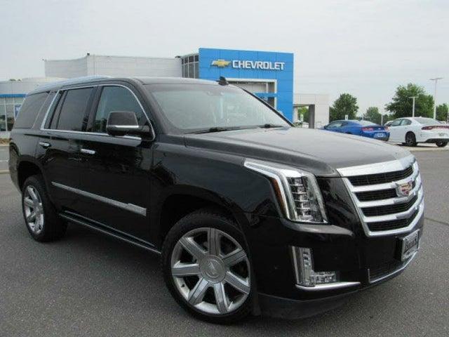 2018 Cadillac Escalade Premium Luxury 4WD
