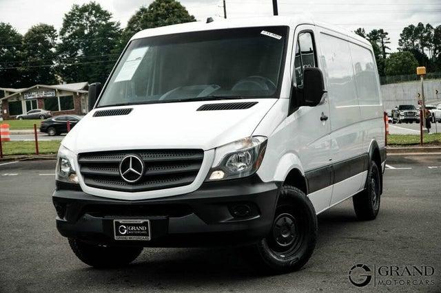 2016 Mercedes-Benz Sprinter Cargo 2500 170 Worker