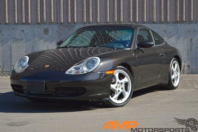 2001 Porsche 911 Carrera Coupe RWD