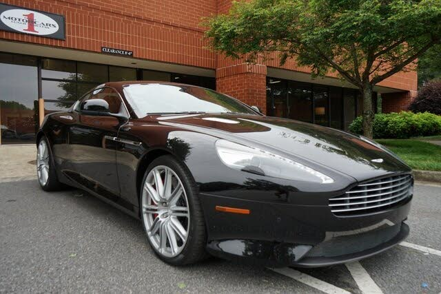 2015 Aston Martin DB9 Coupe RWD
