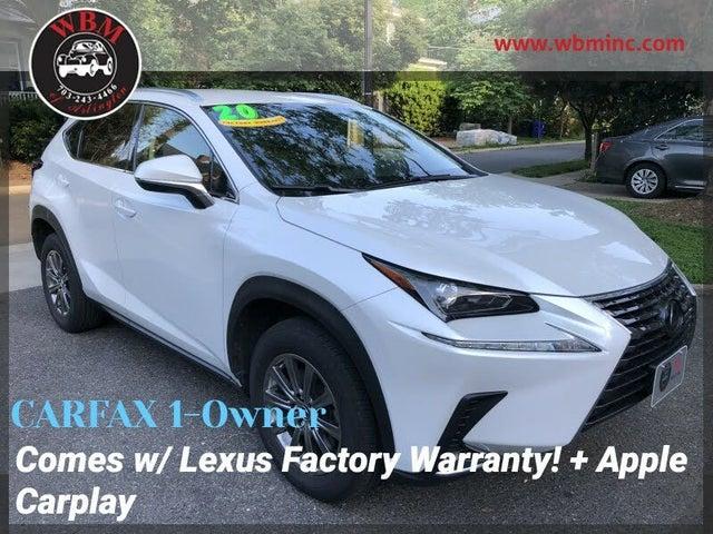 2020 Lexus NX 300 FWD