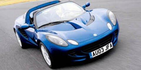 2005 Lotus Elise Roadster