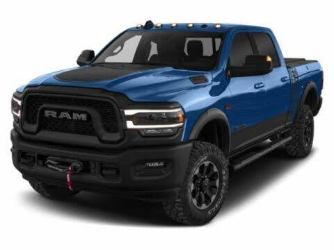 2019 RAM 2500 Power Wagon Crew Cab 4WD