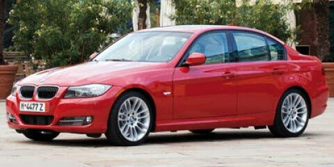 2009 BMW 3 Series 323i Sedan RWD