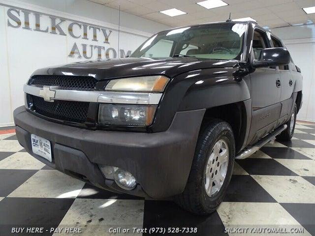 2003 Chevrolet Avalanche 1500 4WD