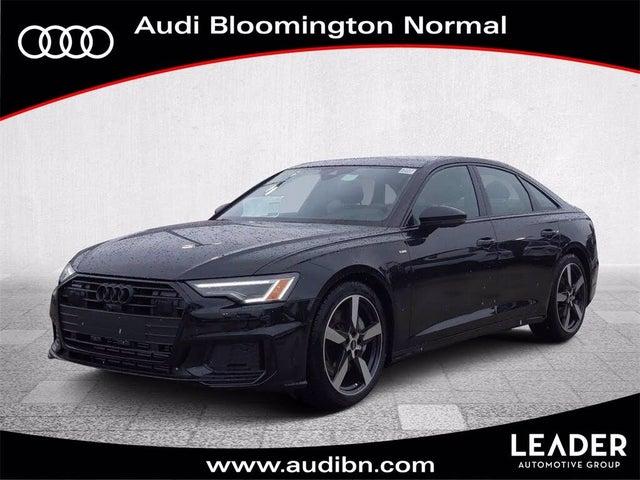 2021 Audi A6 3.0T quattro Premium Plus Sedan AWD