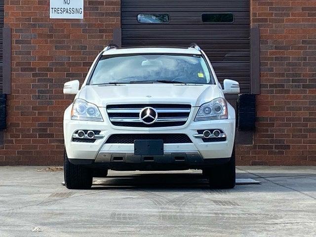 2011 Mercedes-Benz GL-Class GL 450