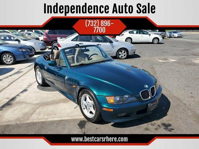 1998 BMW Z3 1.9 Roadster RWD