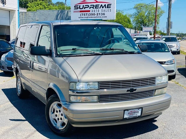 2004 Chevrolet Astro Extended RWD