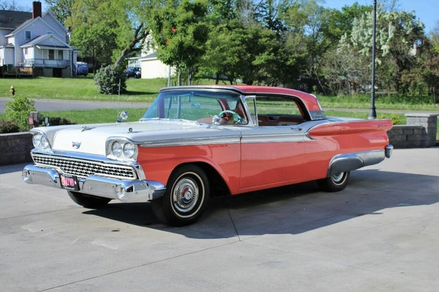 1959 Ford Galaxie Skyliner Convertible RWD