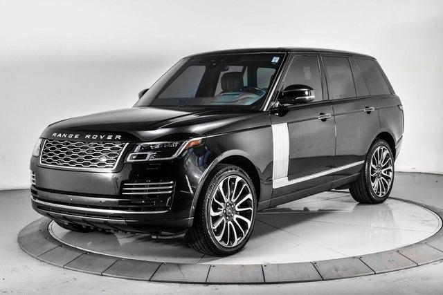 2019 Land Rover Range Rover V8 Autobiography 4WD