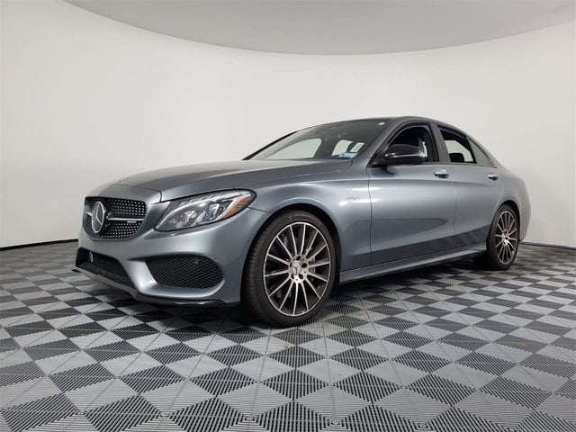 2018 Mercedes-Benz C-Class C AMG 43