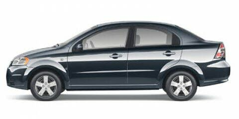 2007 Chevrolet Aveo LS Sedan FWD