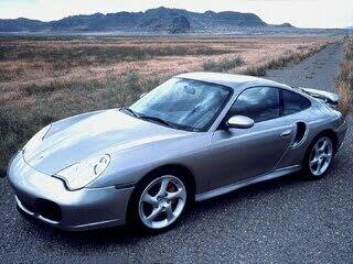2001 Porsche 911 Turbo AWD