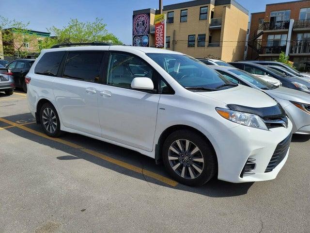 2020 Toyota Sienna LE 7-Passenger AWD