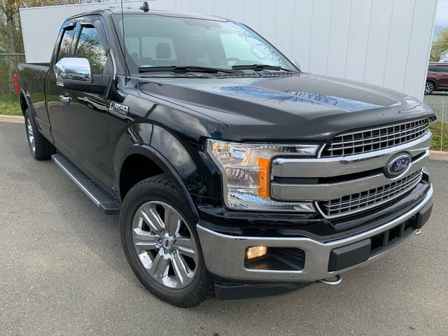 2018 Ford F-150 Lariat SuperCab LB 4WD