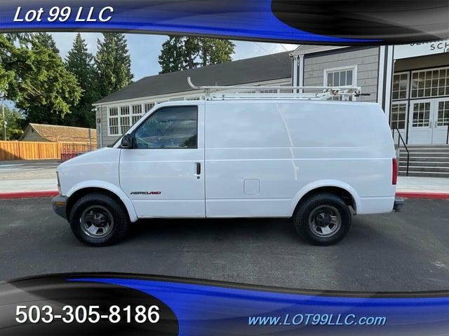 2000 Chevrolet Astro Cargo Extended AWD