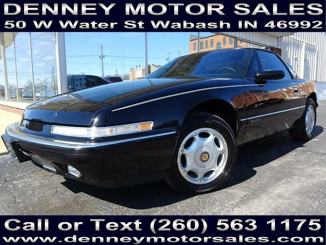 1991 Buick Reatta Coupe FWD