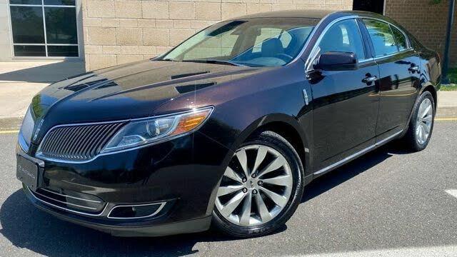 2014 Lincoln MKS AWD