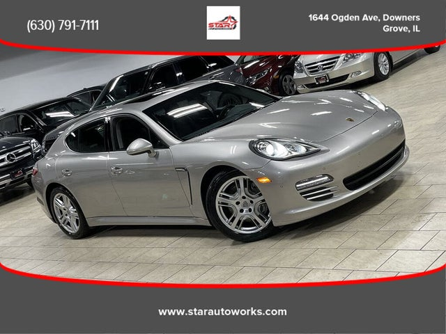 2012 Porsche Panamera 4 AWD