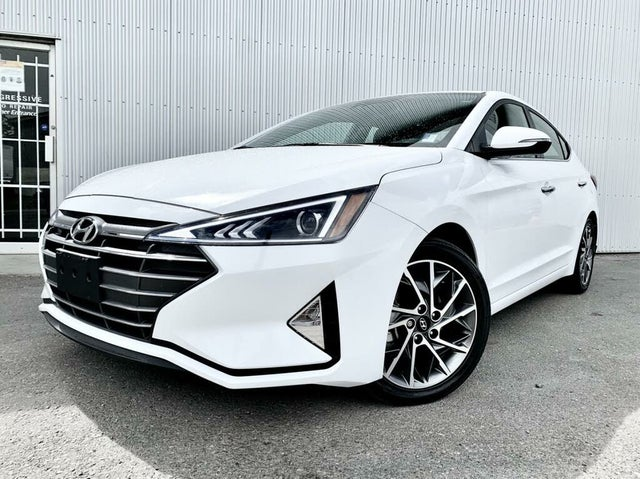 2020 Hyundai Elantra Luxury Sedan FWD