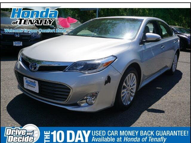 2014 Toyota Avalon Hybrid XLE Premium FWD