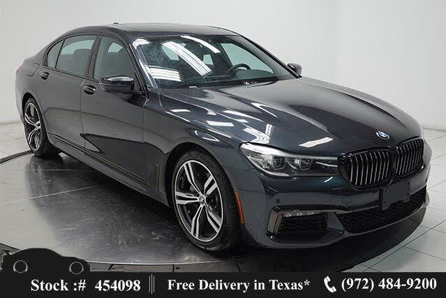 2019 BMW 7 Series 740i RWD