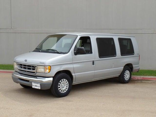1999 Ford Transit Cargo Van
