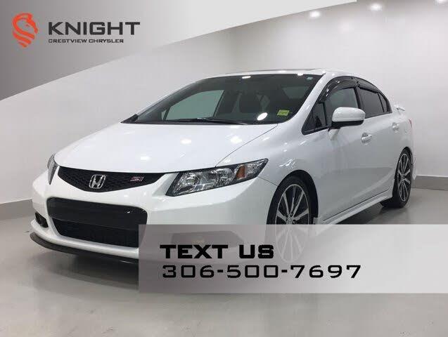 2014 Honda Civic Si with Navigation